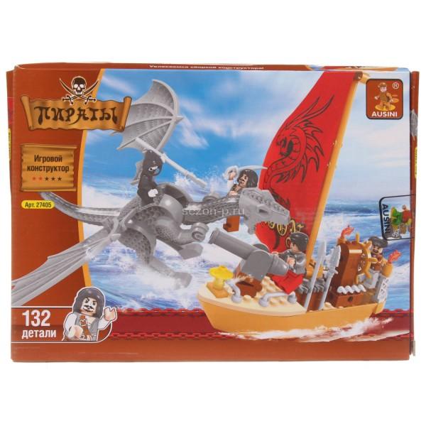 "Конструктор AUSINI ""Пираты"" 27405"