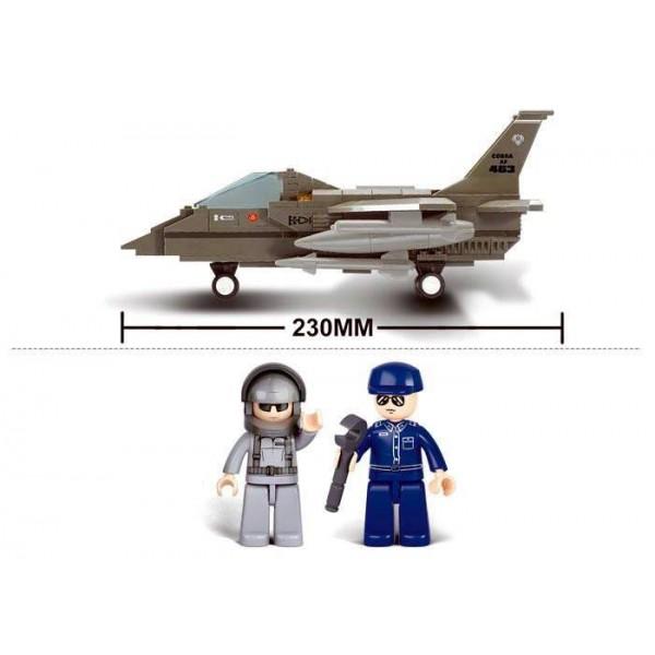 """Конструктор """"Авиация"""" 142 дет. M38-B7200"""