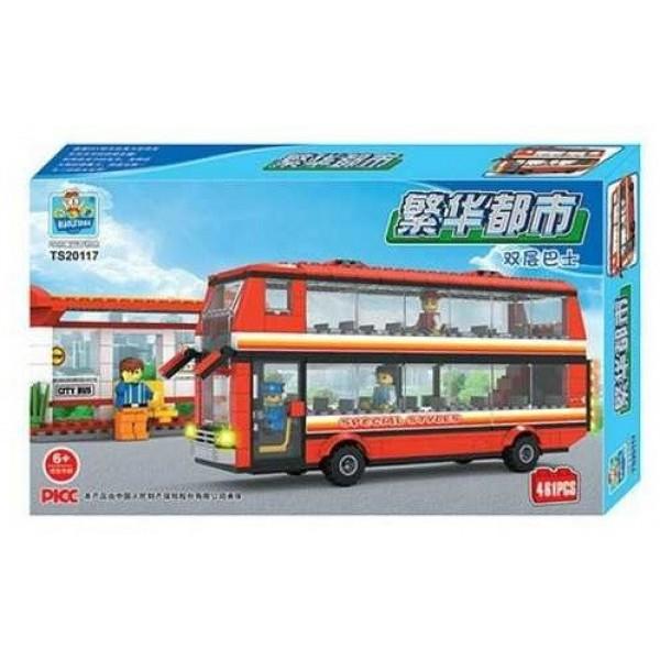 """Конструктор """"Автобус"""" TS20117A"""