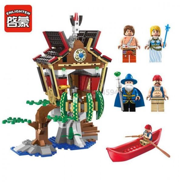 "Конструктор ""Brick"" ""Pirates"" 1309"