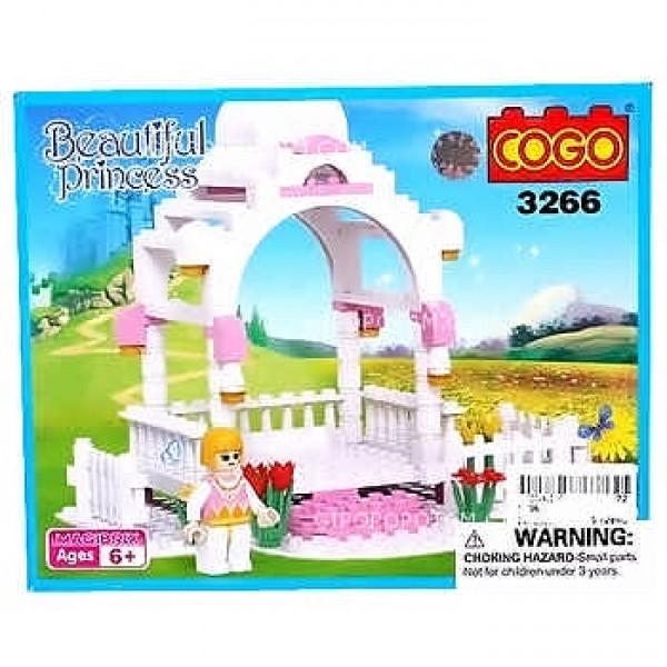 """Конструктор """"COGO"""" """"Beautiful princess"""" 3266"""