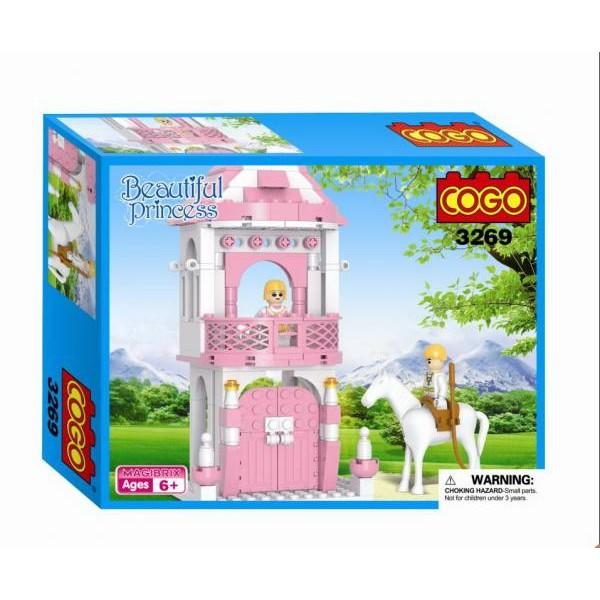 """Конструктор """"COGO"""" """"Princess"""" CG3269"""