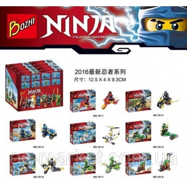 "Конструктор ""Ninjago"" 101-1-8/1"