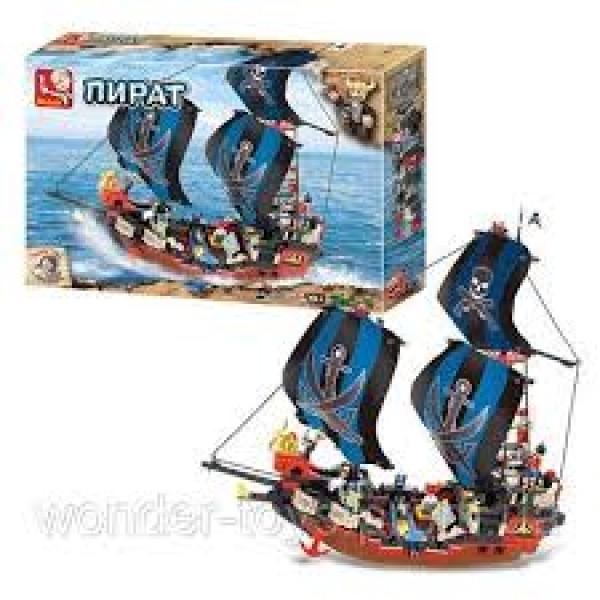"Конструктор ""Пираты Карибского моря"" M38-B0128 (303225)"