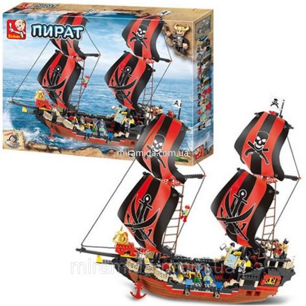 "Конструктор ""Пираты Карибского моря"" M38-B0129 (303226)"