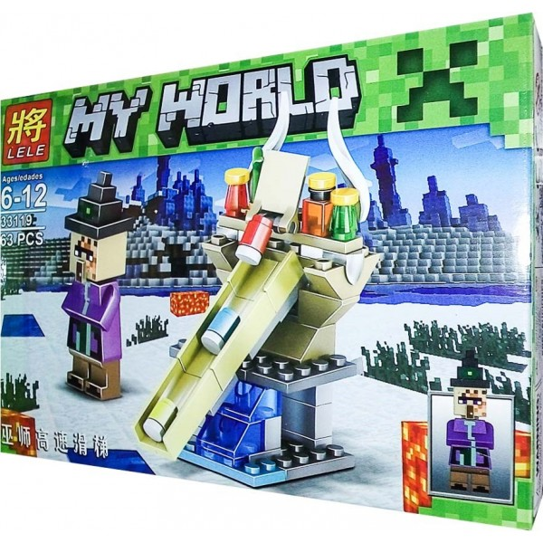 "Конструктор ""Рудник"", ""Lele My World"" 33119/1"