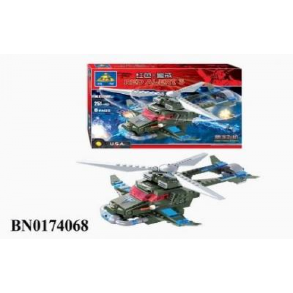 """Конструктор """"Вертолет"""" 81001"""