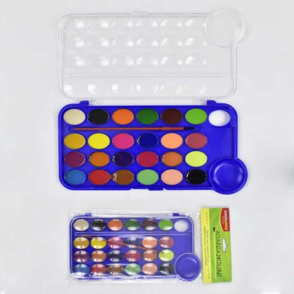 Краски акварельные 01432 (144)