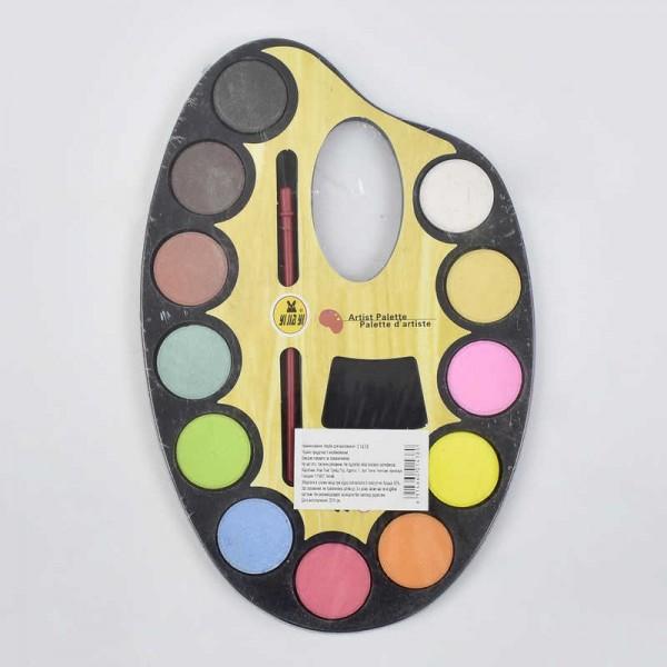 Краски акварельные 01438 (144)