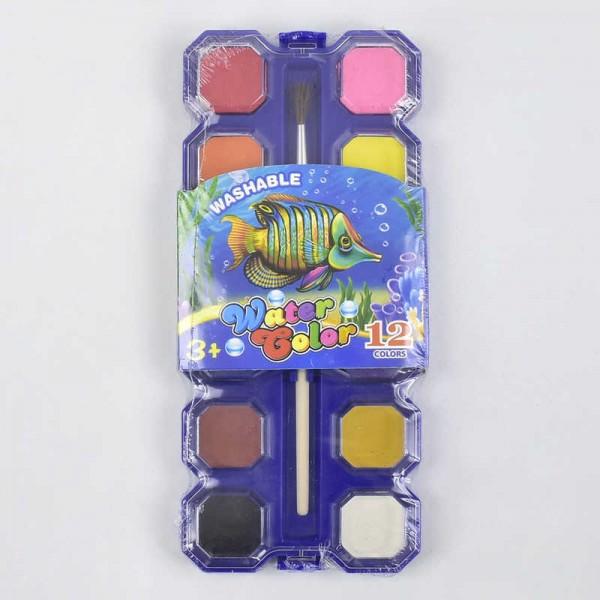 Краски акварельные 01553 (192)