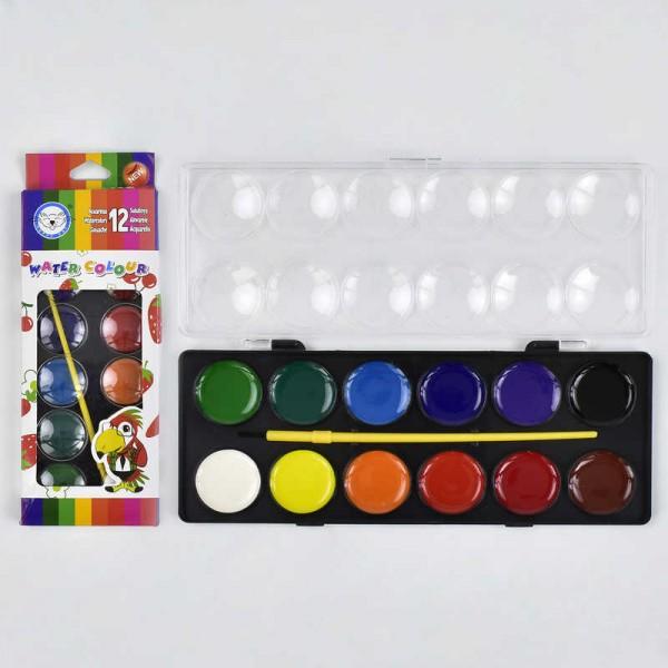 Краски акварельные для рисования 01426 (144)