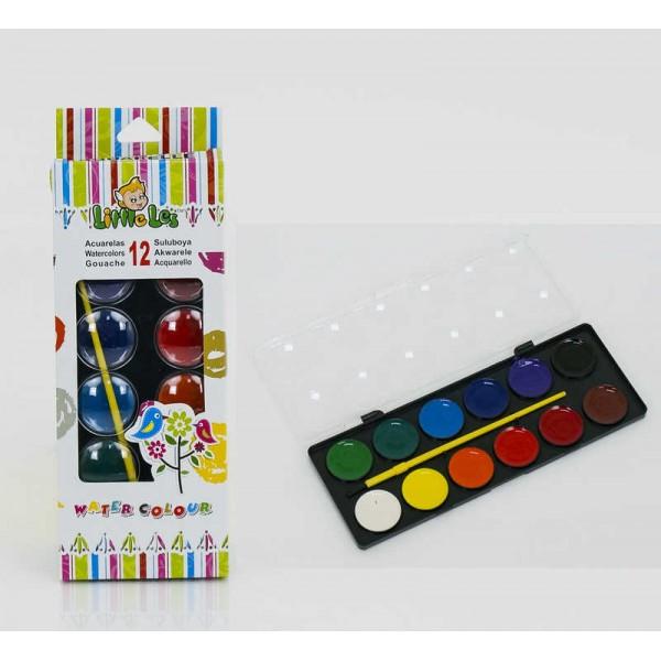 Краски акварельные для рисования 01427 (144)