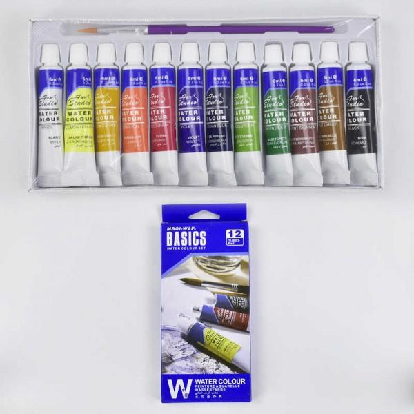 Краски акварельные W/555-556 (120)