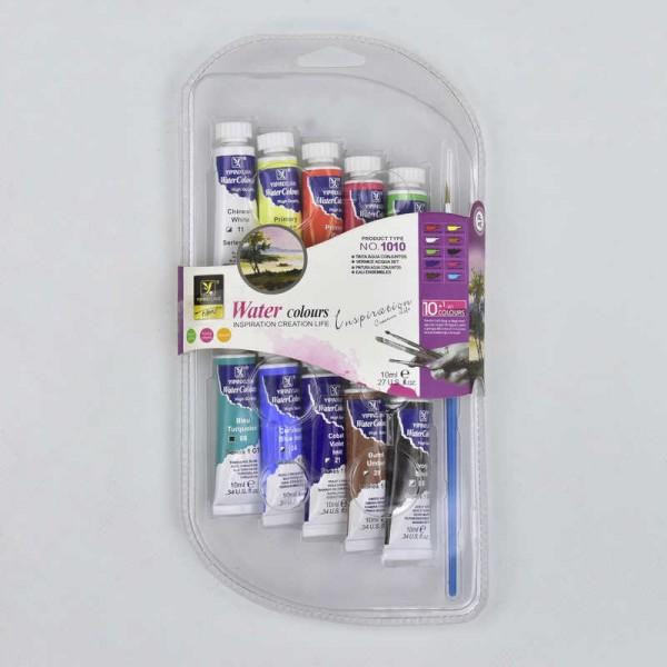 Краски для рисования 1010/555-539 (72)