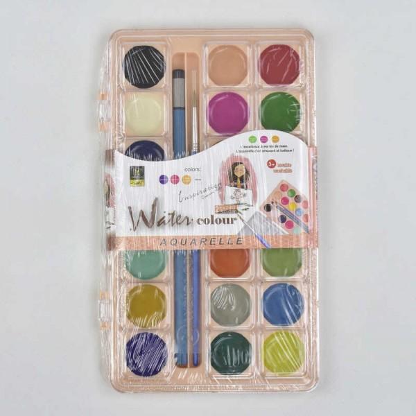 Краски для рисования 2521/555-528 (96)