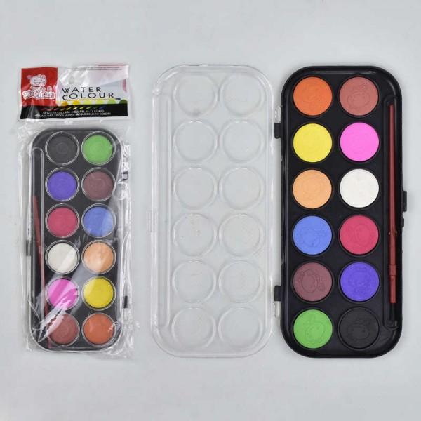 Краски для рисования 555-527 (144)