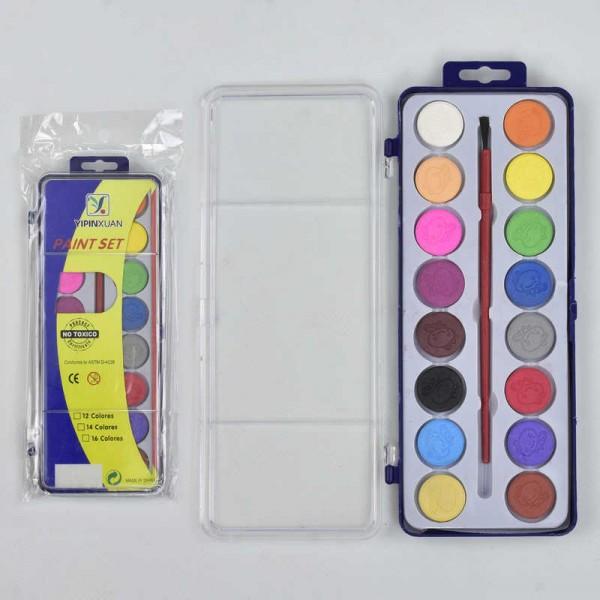 Краски для рисования 8011/555-529 (144)