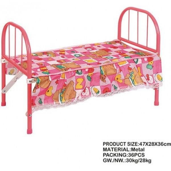 Кровать металл 3889