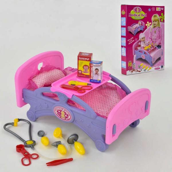 Кроватка для кукол 661-15 (20)