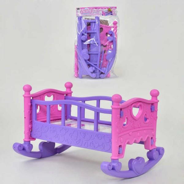Кроватка для кукол 889-194 (48)