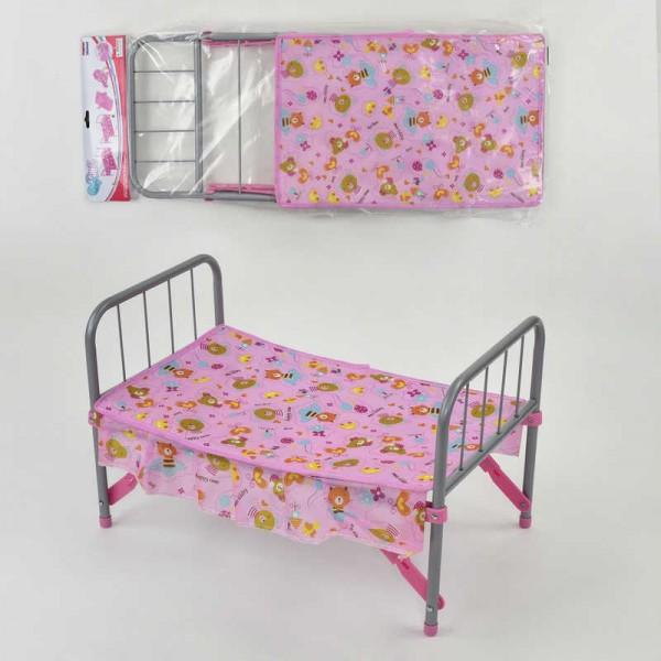 Кроватка для кукол FL 983 (24)