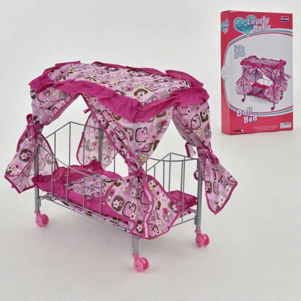 Кроватка для кукол FL 990 (12)