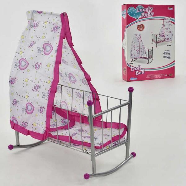 Кроватка для кукол FL 991 (12)
