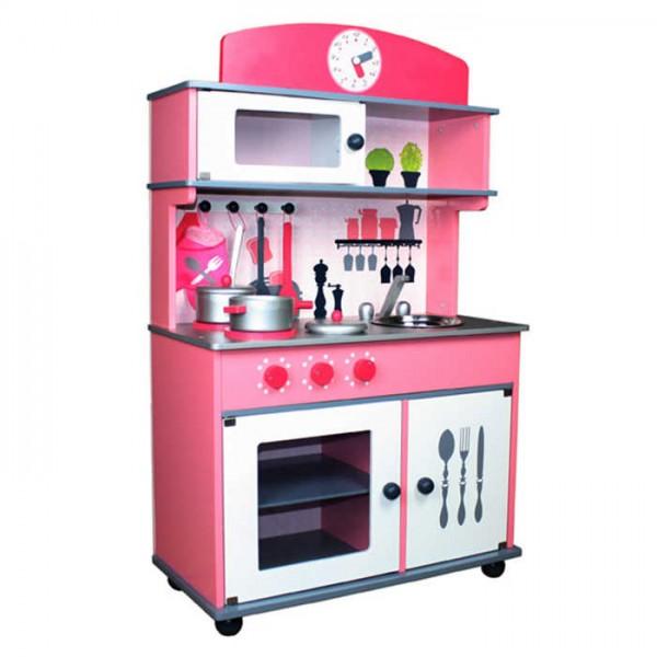 Кухня деревянная Е 21368 (1)