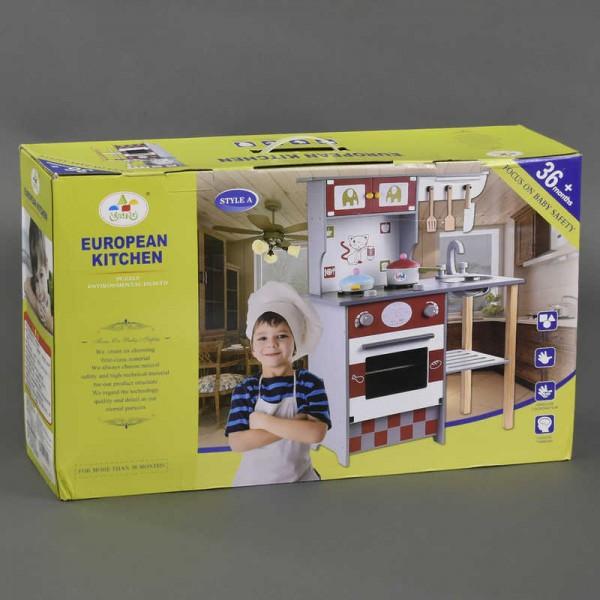 Кухня деревянная С 23049 (2)