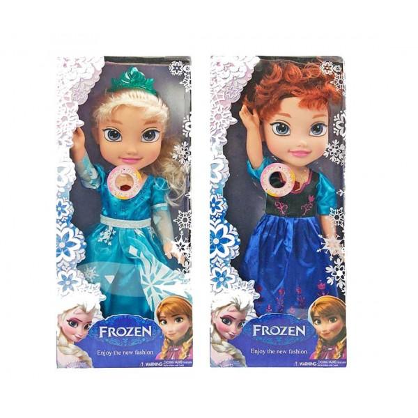 Кукла 2 вида 9814