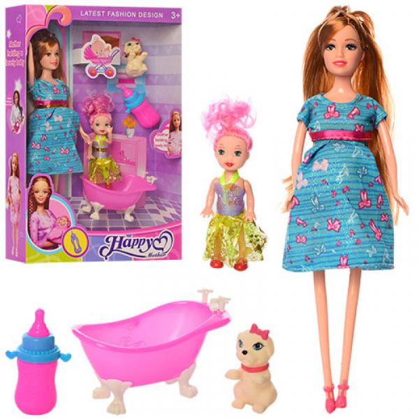 Кукла беременная 8805C