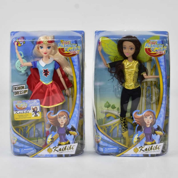 "Кукла BLD 094 (48) ""Super Hero Girls"""