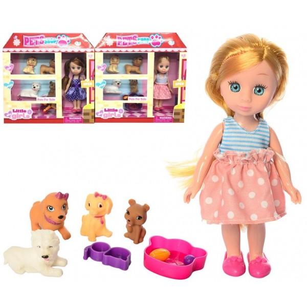 Кукла маленькая 63012