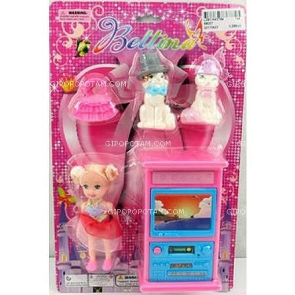 Кукла маленькая 68057