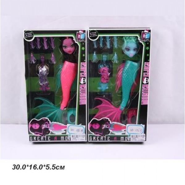 "Кукла ""Monster High"" 2 вида 1196AB"