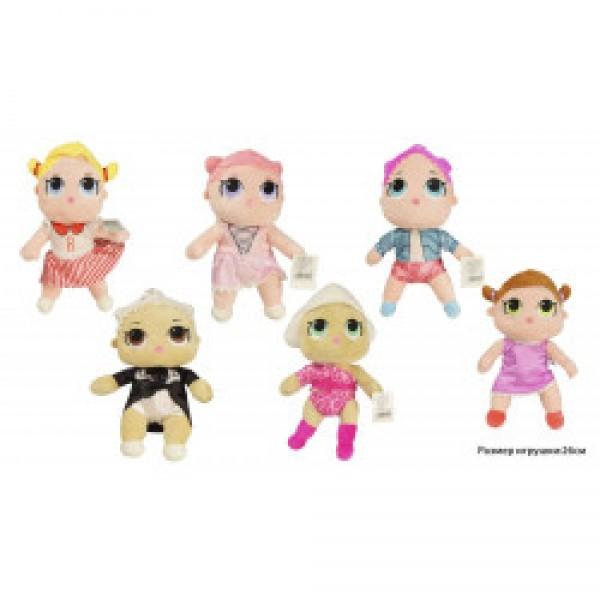 Кукла мягкая CLG17120