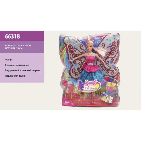 Кукла с крыльями 66318