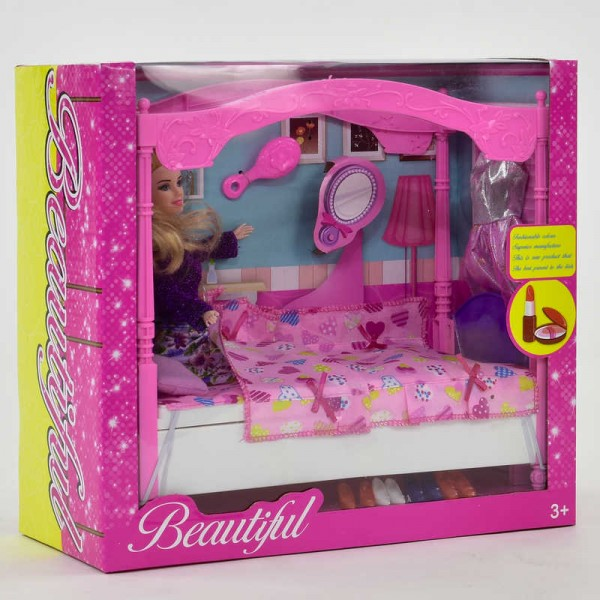 Кукла с мебелью 193 (18)