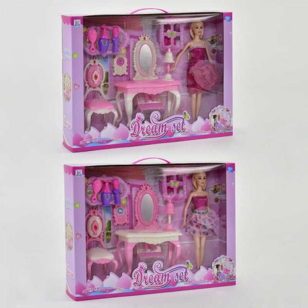 Кукла с мебелью 789-1 (24/2)