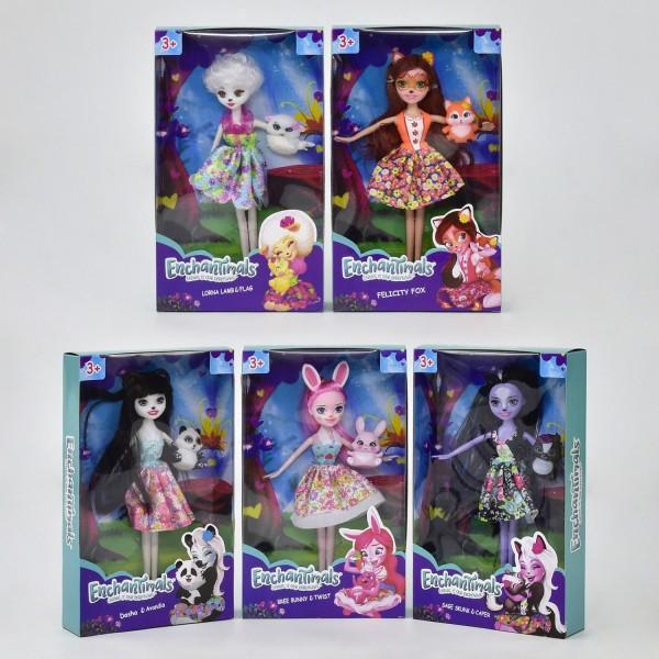 """Кукла с питомцем, """"Enchantimals"""" 11682"""