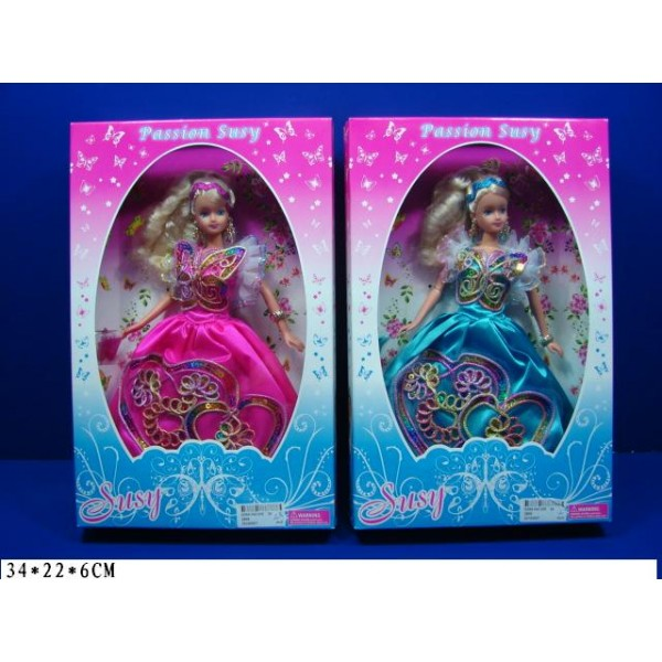 "Кукла ""Susy"" ""Невеста"" 2 вида 2904"