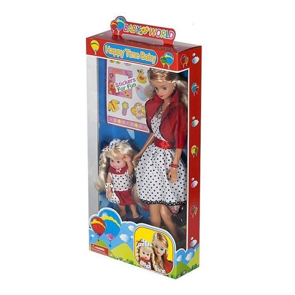 """Кукла """"Susy"""" с маленькой куклой 2935"""