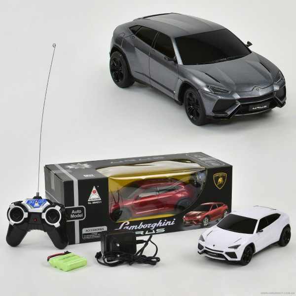 Машина 300423-1 (24) р/у, на аккум. 3.6V, 3 цвета, в коробке