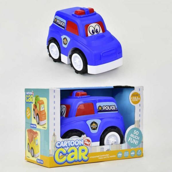 """Машина 986-8 """"Полиция"""" (24)"""