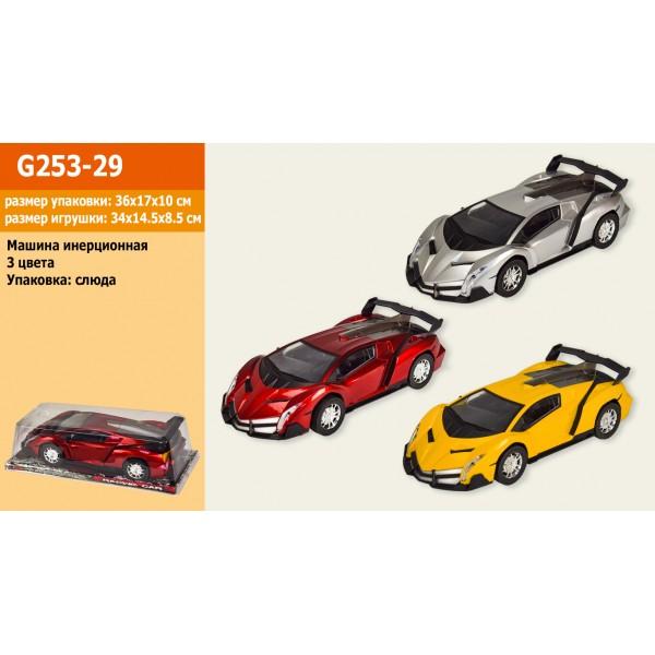 Машина инерц. G253-29/30 (G253-29)