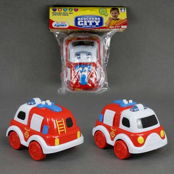 Машина пожарная 777-19 В (144)