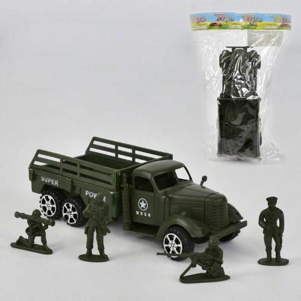 Машина Военная 828 А (288)
