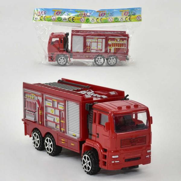 """Машинка GS 1305 """"Пожарная машина"""" (288/2)"""