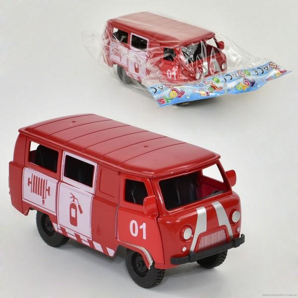 Машинка J 0091 F (288)