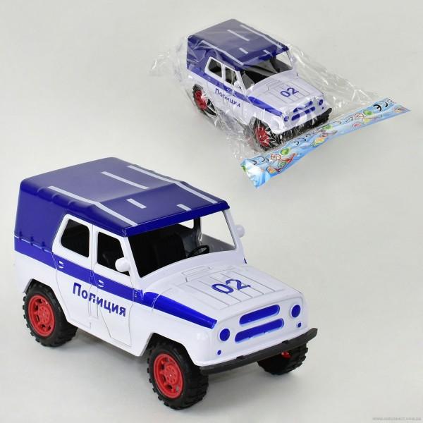 Машинка J 0092 P (288)